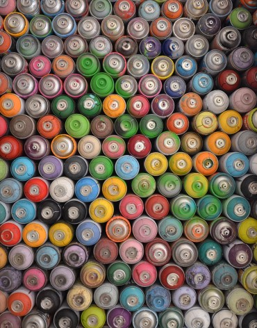 bombe aérosol de peinture