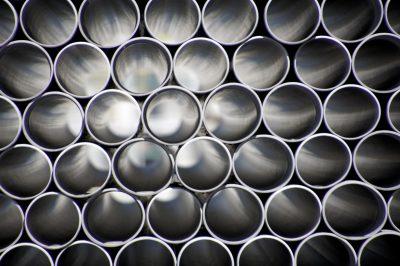 tuyaux en PVC
