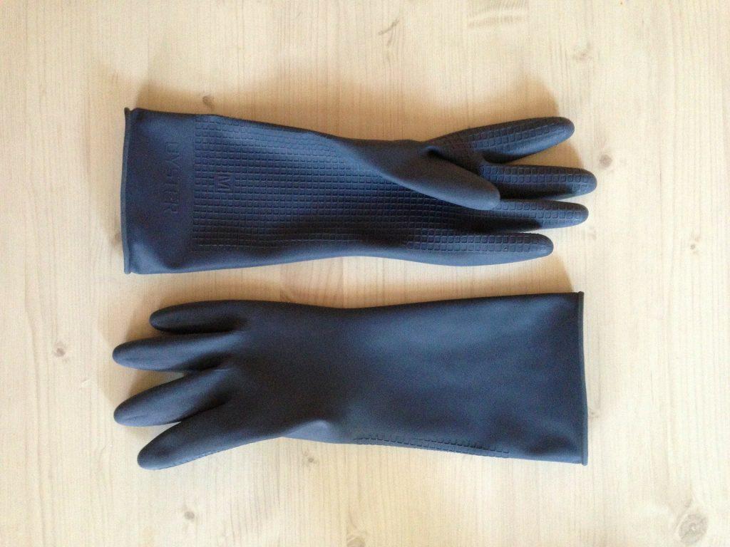 gant en latex