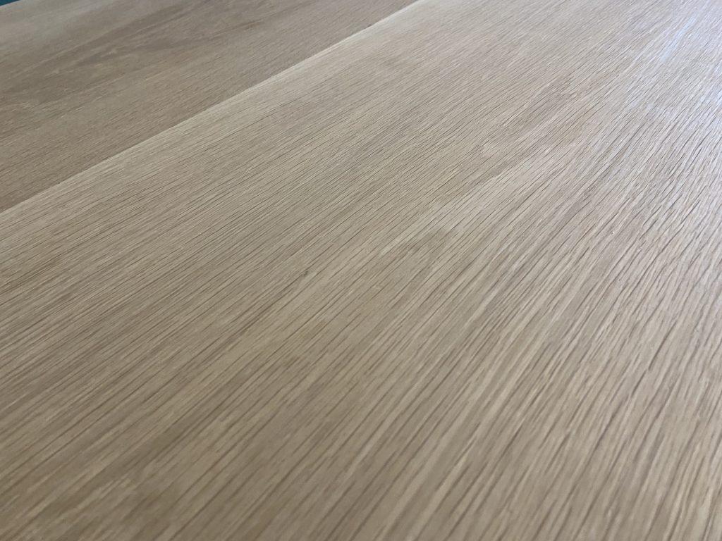 plateau de bureau en bois